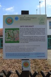 Beschreibung zum NaturKraftWeg / Mörlenbach